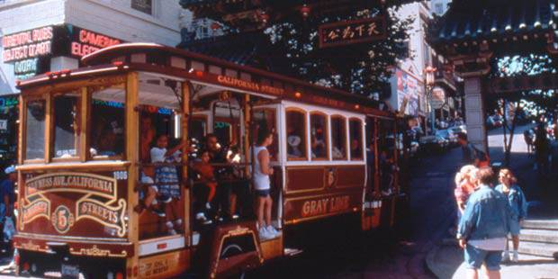 Gray Line Trolley Tour 3