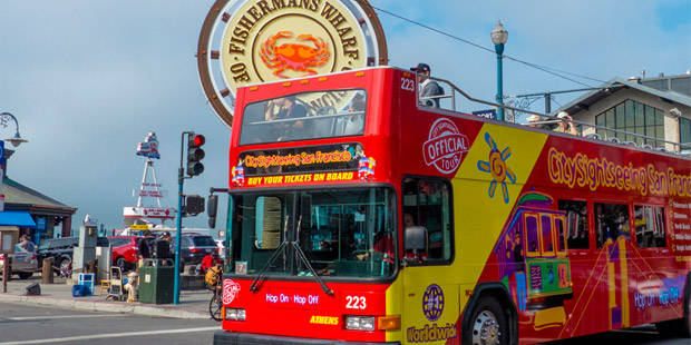 Hop On Hop Off Double Decker Bus Tour 2 Day 1