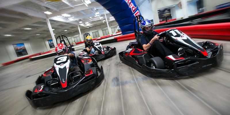 K1 Speed Indoor Karting San Francisco Sparen Sie Bis Zu 60