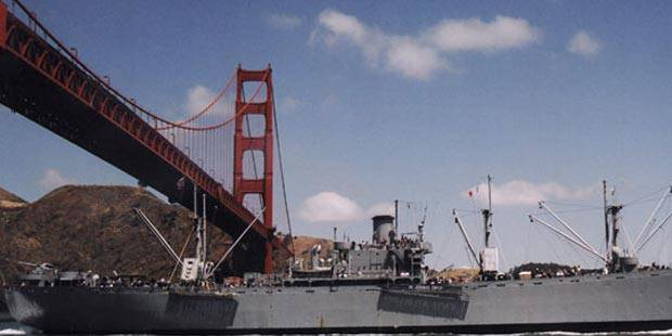 National Liberty Ship S S Jeremiah O Brien 1