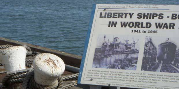 National Liberty Ship S S Jeremiah O Brien 4