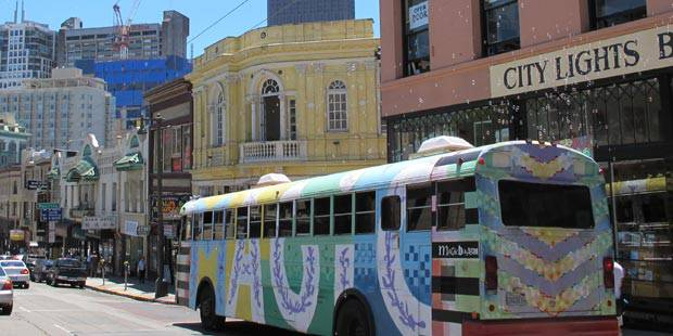 San Francisco Magic Bus Tour 4