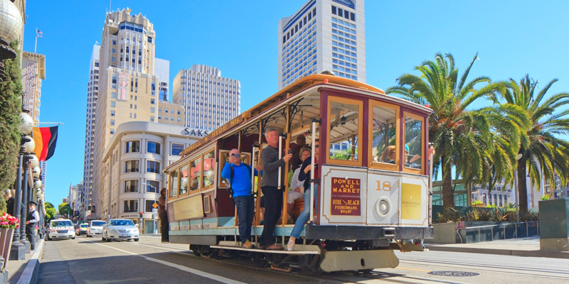 Buy Cable Car Passport San Francisco