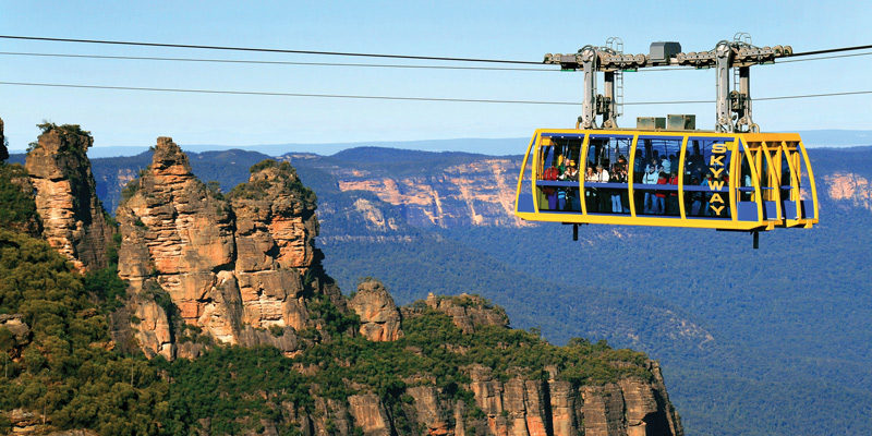Blue Mountains Tour and Wildlife Experience 1