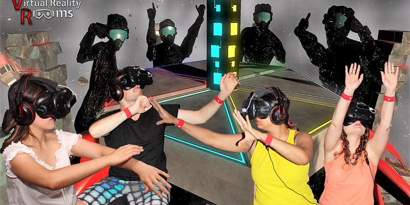 Virtual Reality Rooms 1