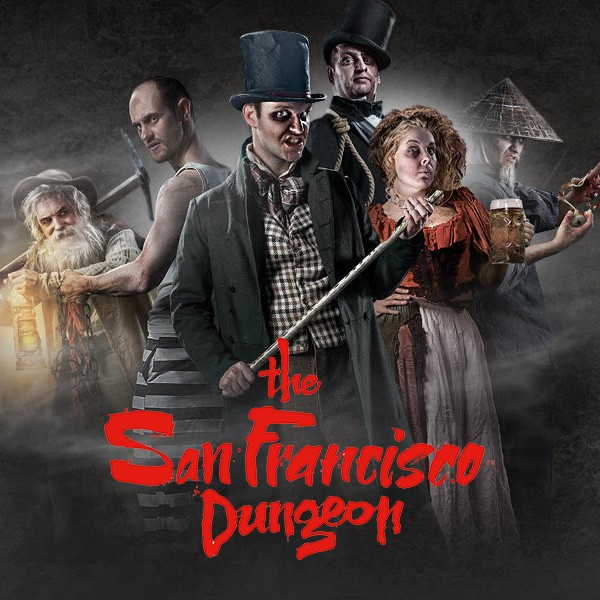 The San Francisco Dungeons