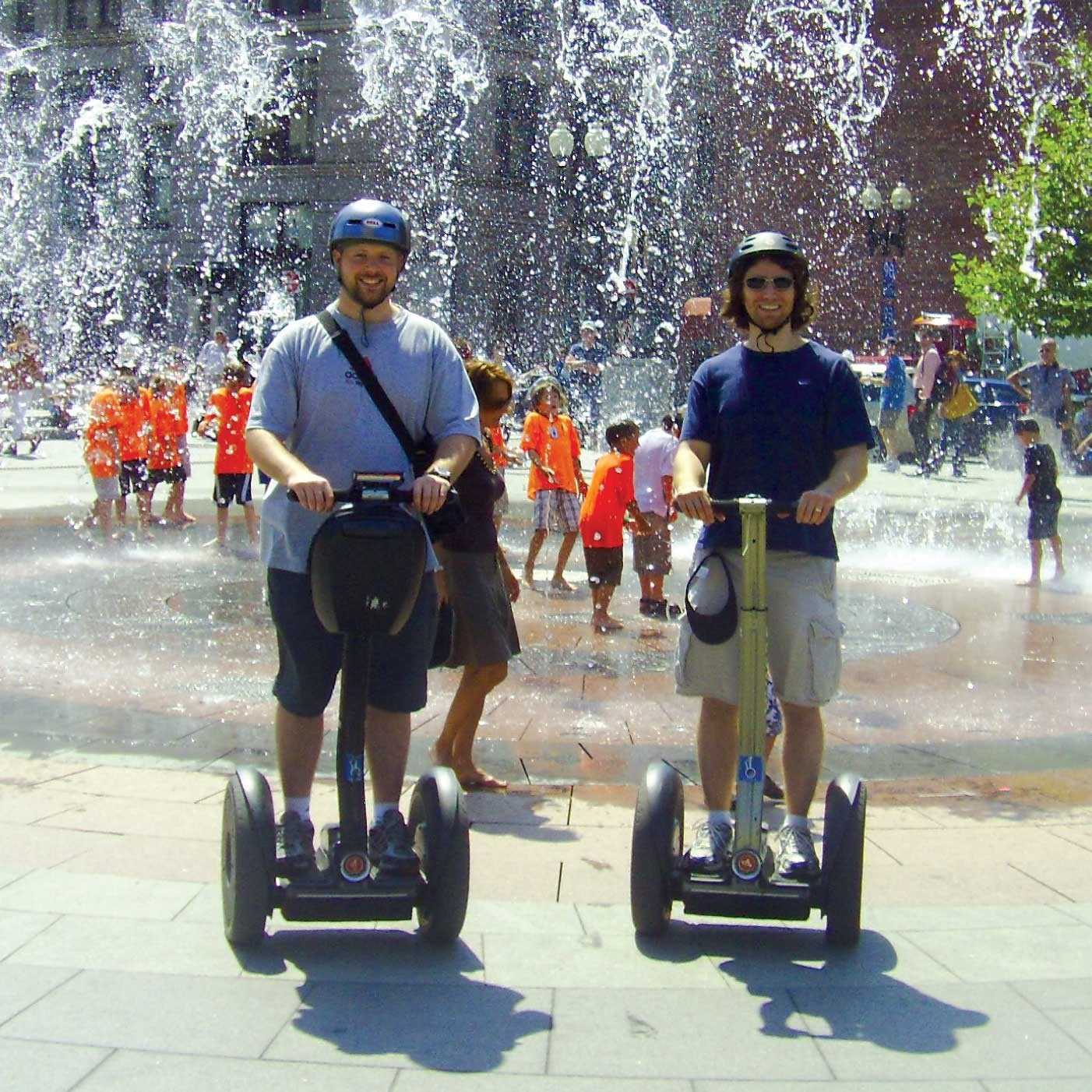 1-hour Segway Tour of Boston and the Charles River