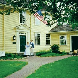 Lexington: Buckman Tavern