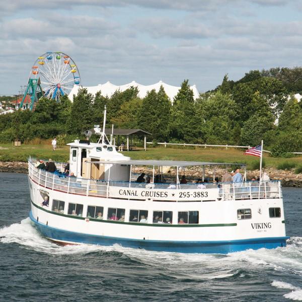 Cape Cod Canal Cruise