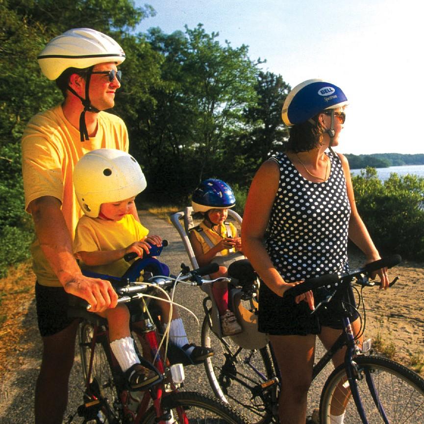 Cape Cod Rail Trail Bike and Kayak Rental