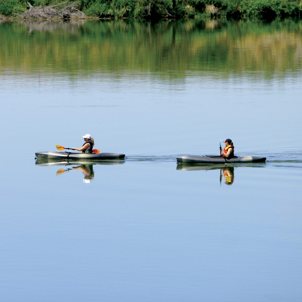 Cape Cod Rail Trail Kayak Rental