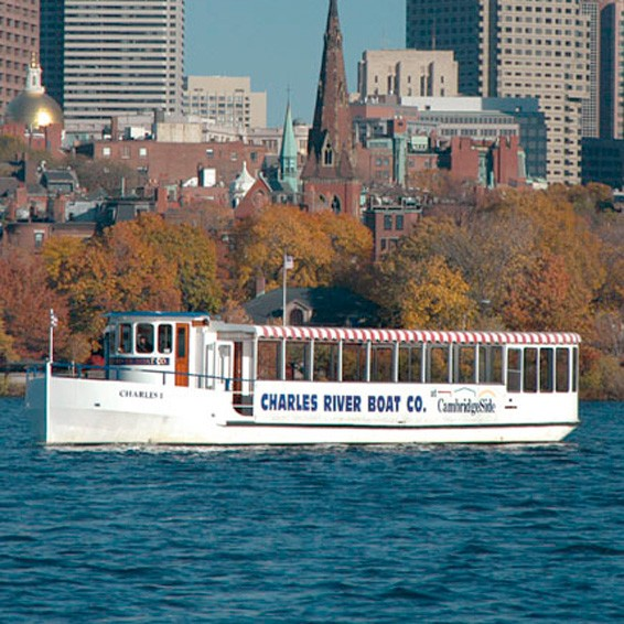 Charles Riverboat Cruise