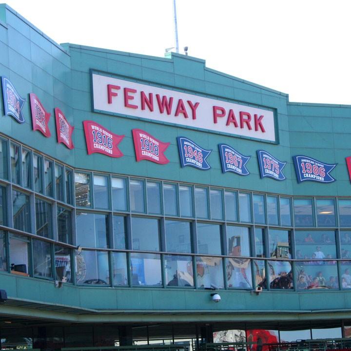 Fenway Park Tour