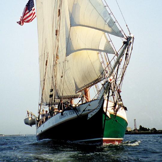 Boston's Tall Ships