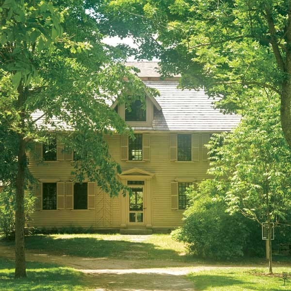 Concord: The Old Manse