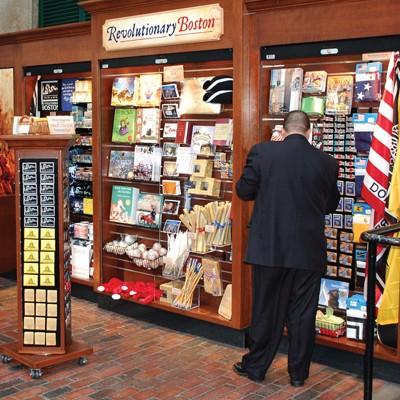 RevolutionaryBoston Museum Shop