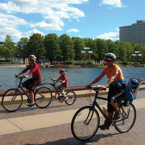 Same-Day Bike Rental by Urban AdvenTours