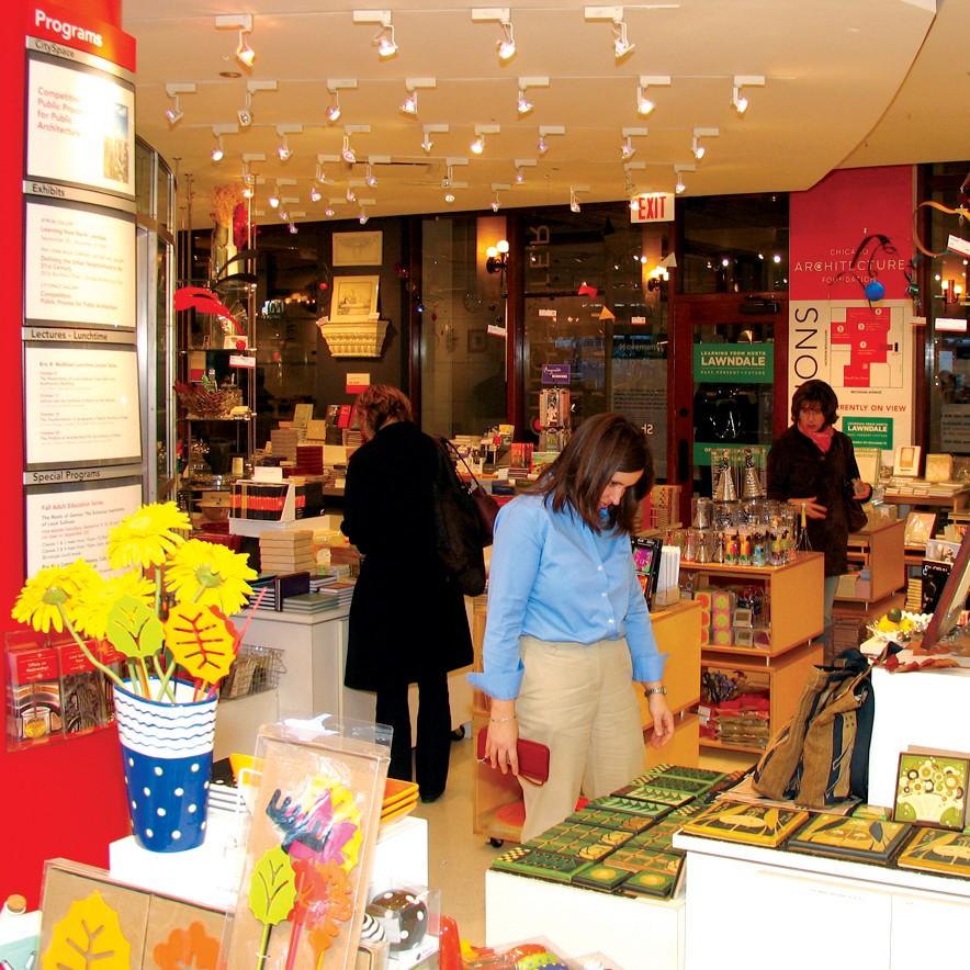 ArchiCenter Shop and Tour Center