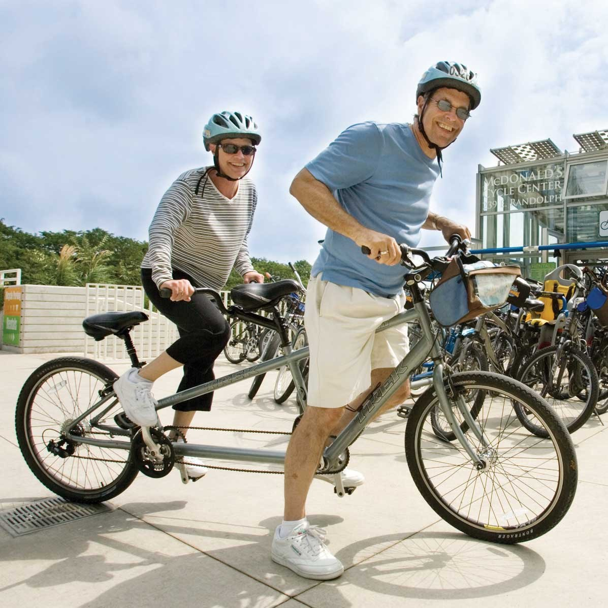 Bike and Roll, Bike and Segway Tours