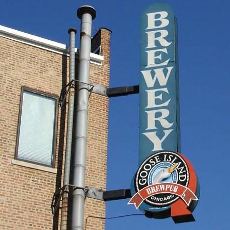 Goose Island Brew Pub