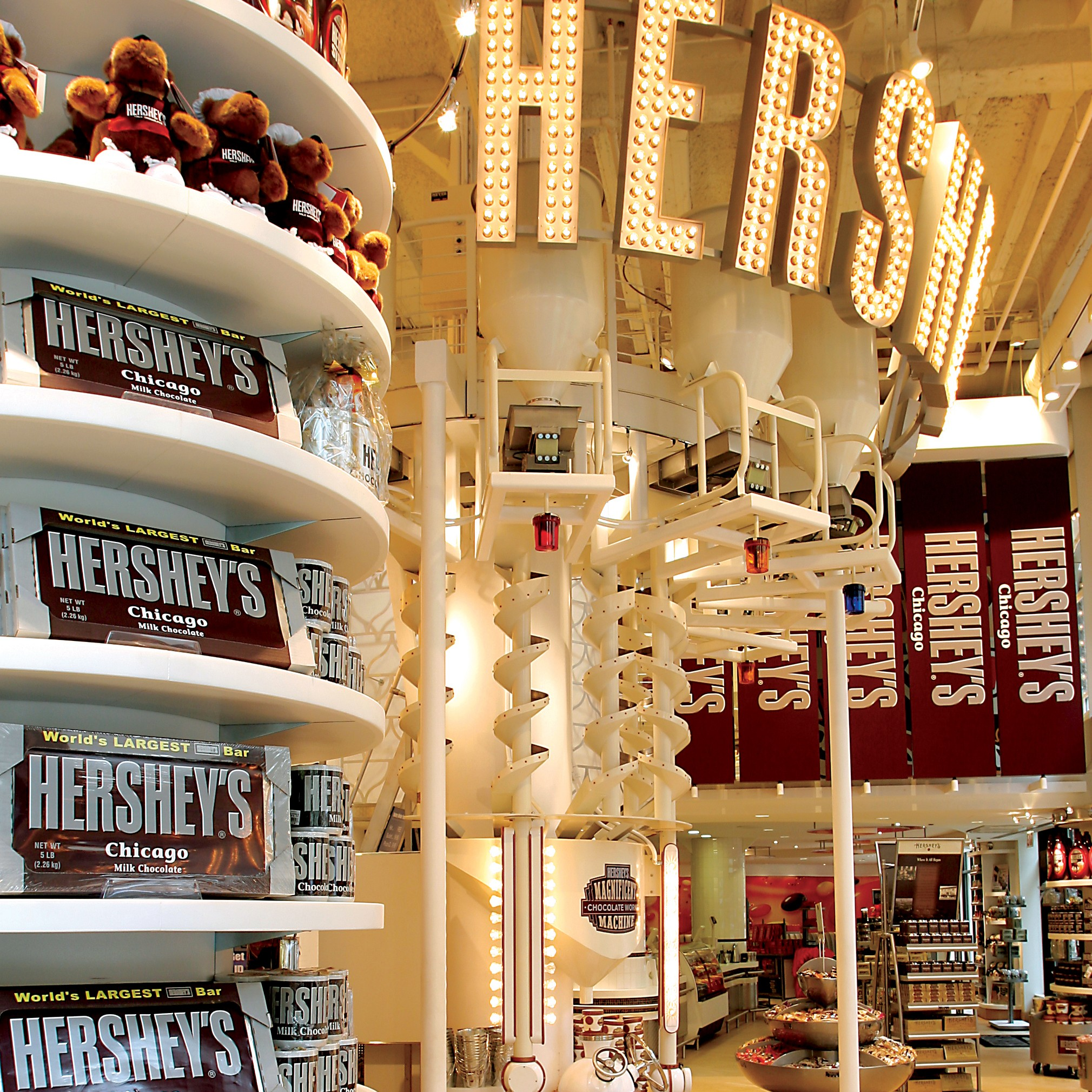 HERSHEYS Chicago