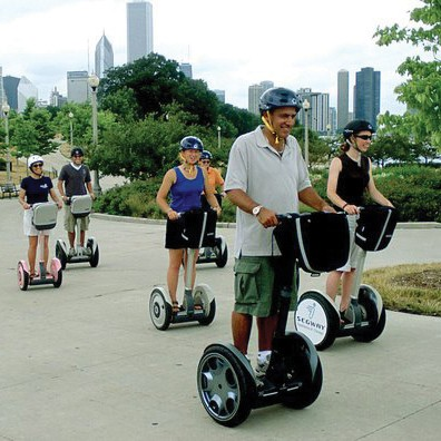 Segway Experience of Chicago Guided Tours