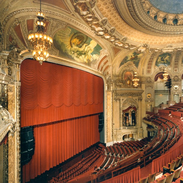 Chicago Theatre Tour