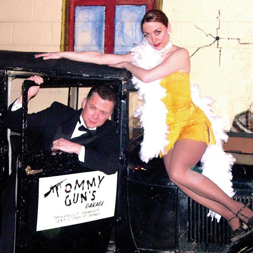 Tommy Guns Garage