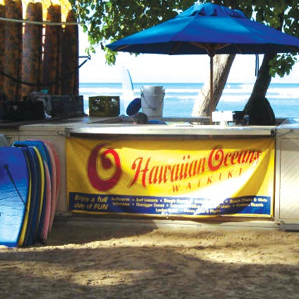 Beach Gear - Pick One by Hawaiians Oceans