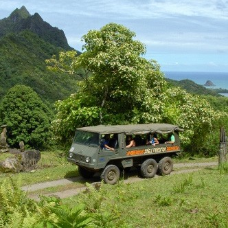 Jungle Tour at Kualoa Ranch