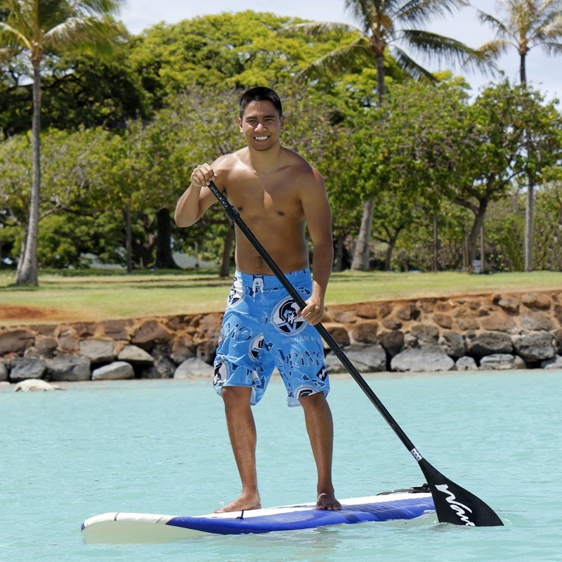 Stand Up Paddle Boarding (SUP) at Ala Moana Beach - NEW!