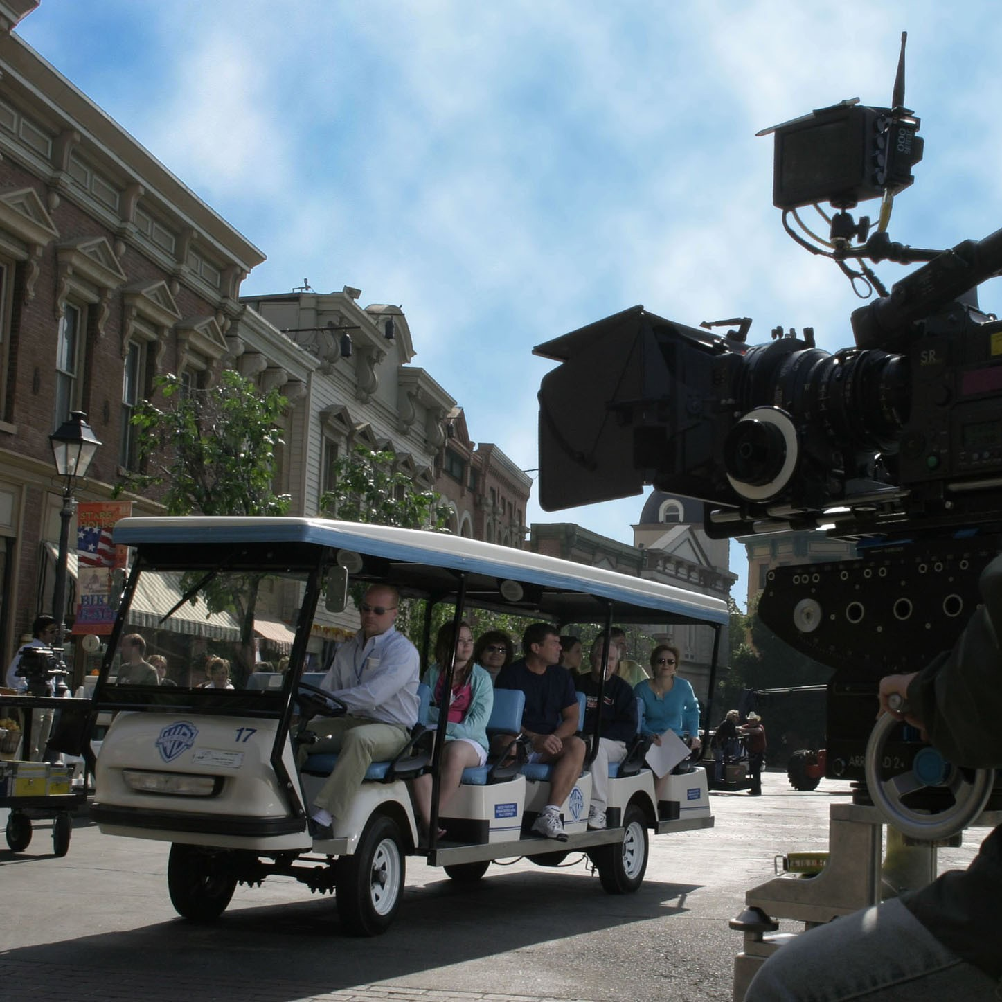 Warner Bros. Studio VIP Tour