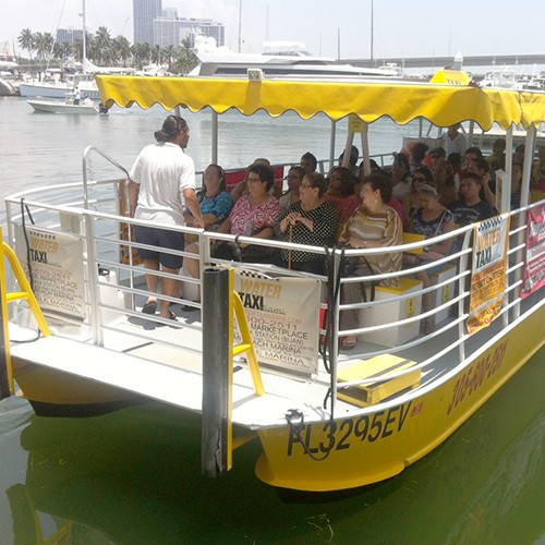 Water Taxi Miami - NEW!