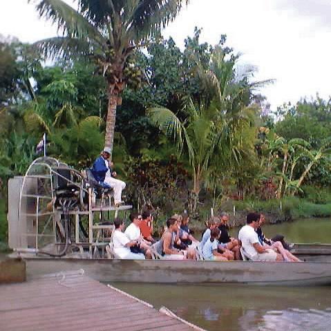 Everglades Alligator Farm & Airboat Ride