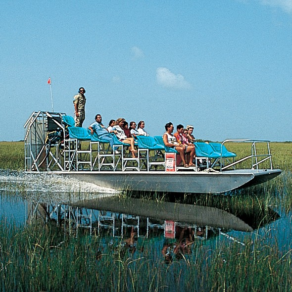 Gator Park Airboat Tours