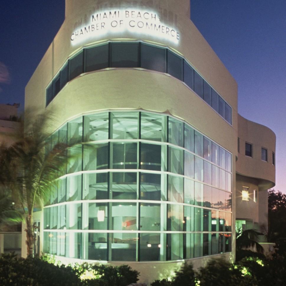Miami Beach Visitors Center and Gift Shop