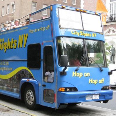 Downtown Manhattan Hop-On Hop-Off Bus Tour