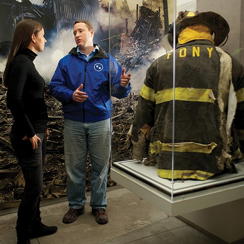 9/11 Tribute Museum: Gallery Admission & Walking Tour