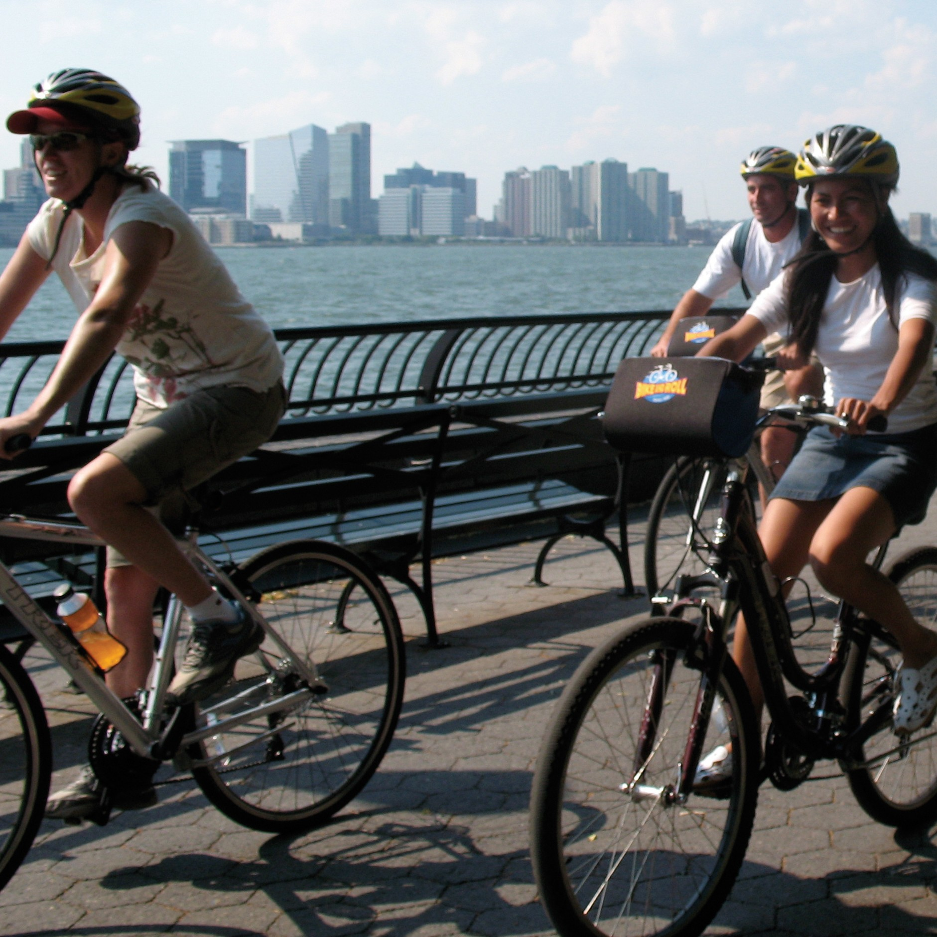 Bike and Roll: NYC Bike Rentals