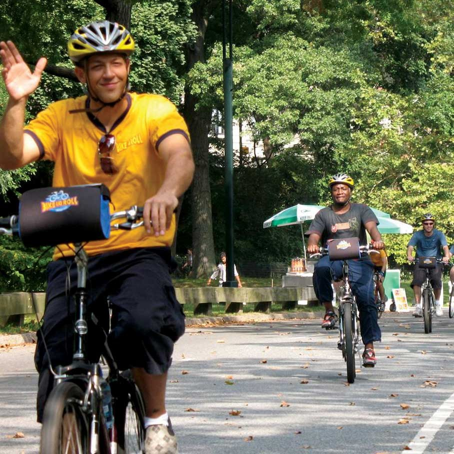 Bike and Roll: Waterfront Central Park