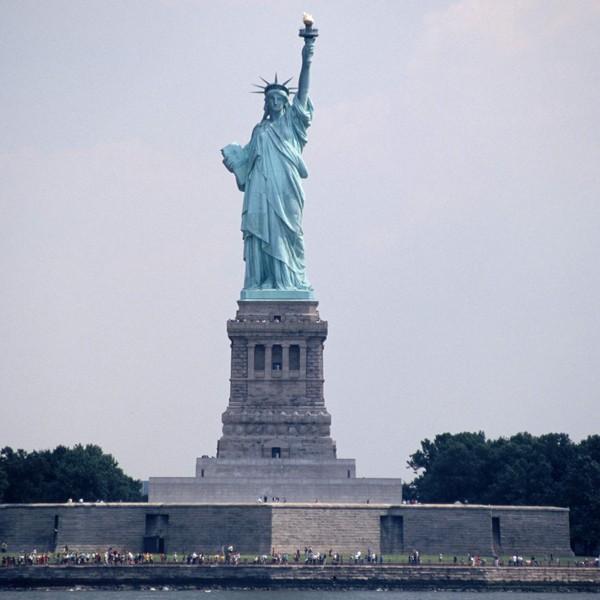 Lady Liberty Cruise: Circle Line Sightseeing