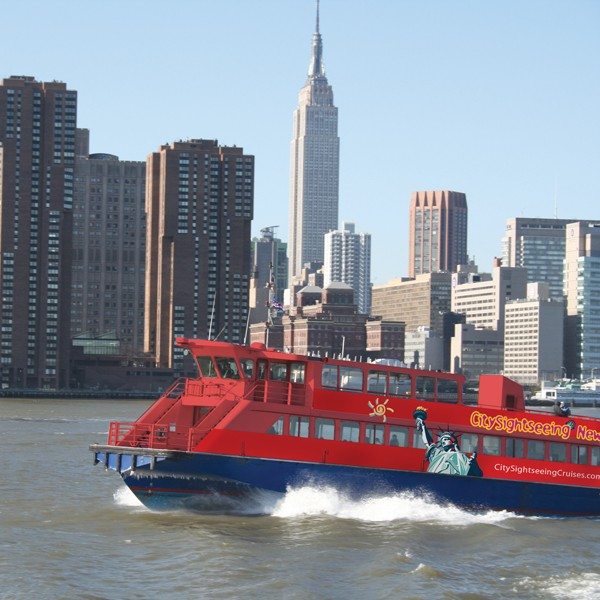 Twilight Cruise (90 Minutes) by City Sightseeing Cruises