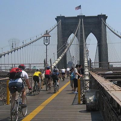 Brooklyn Bridge Sightseeing Bike Tour