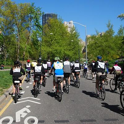 Central Park Sightseeing: Central Park Bike tour