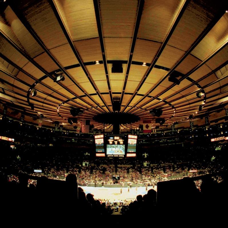 Madison Square Garden Tour