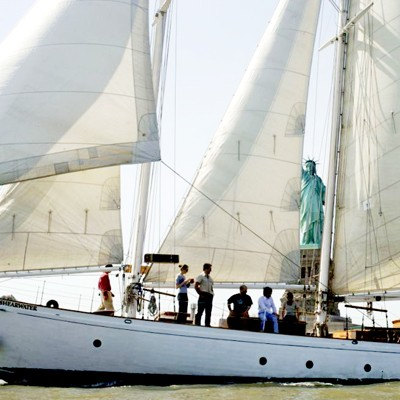 The Shearwater Classic Schooner - Daytime Sailings
