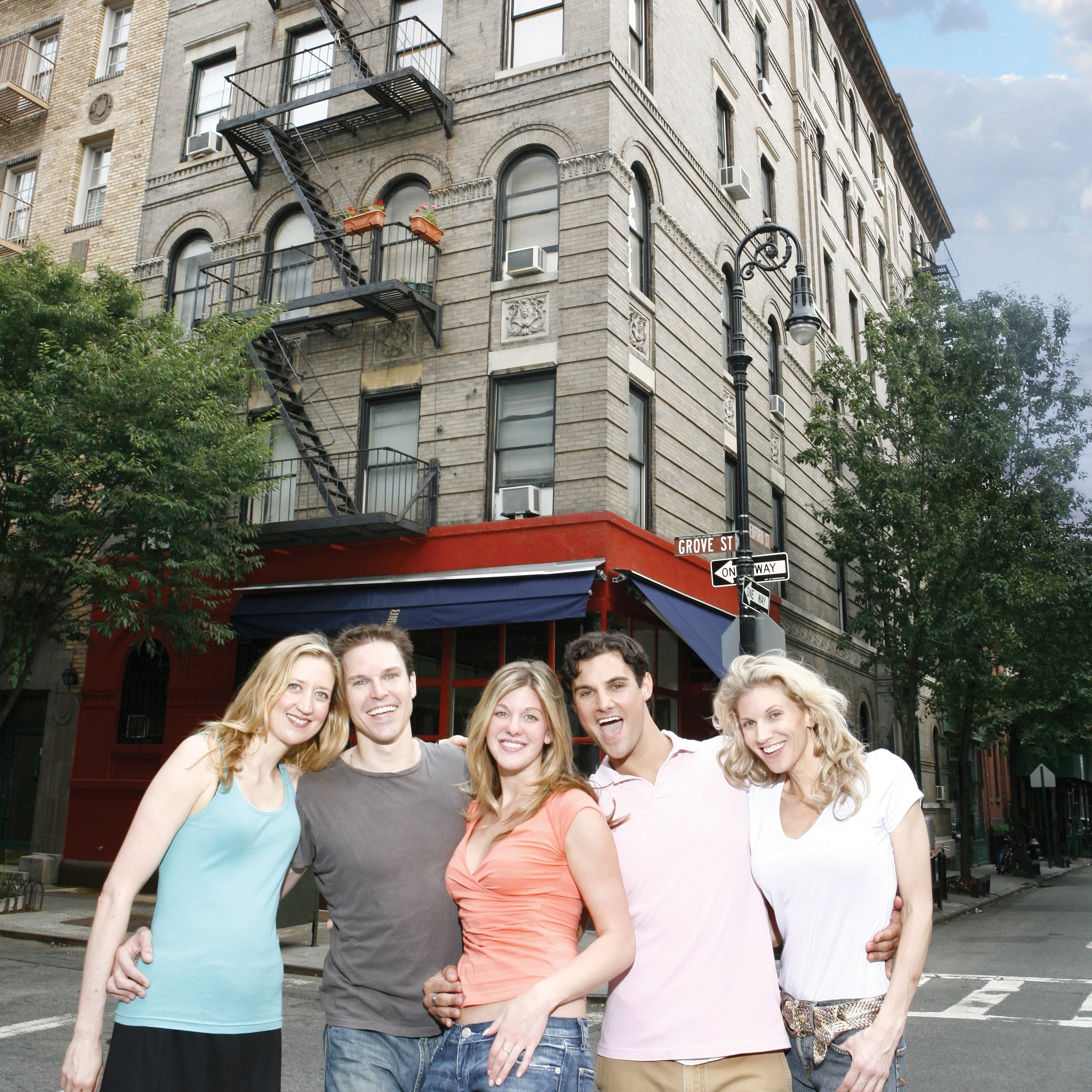 NY TV and Movie Sites Bus Tour by On Location Tours