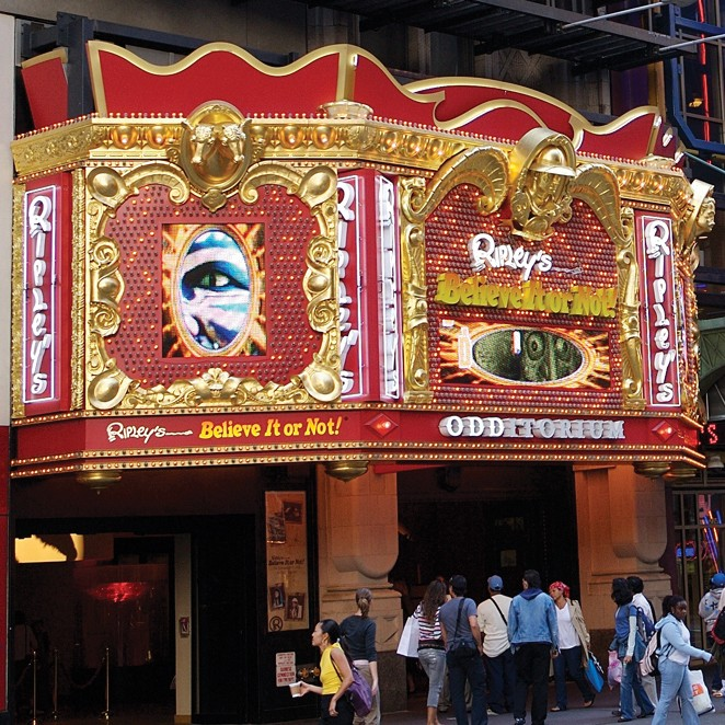 Ripley's Believe It or Not!® Times Square