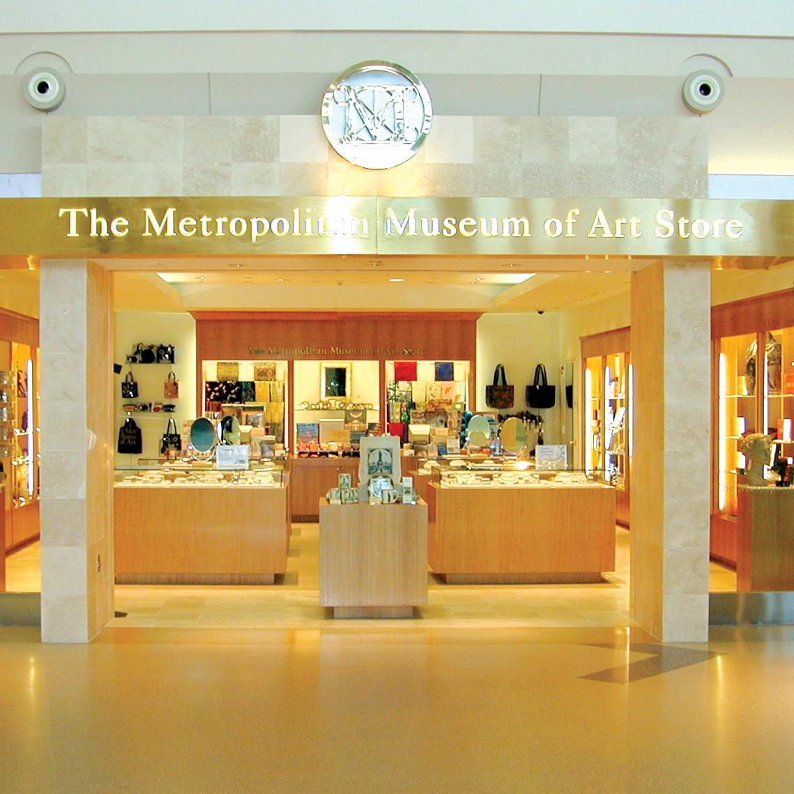 Metropolitan Museum of Art Store