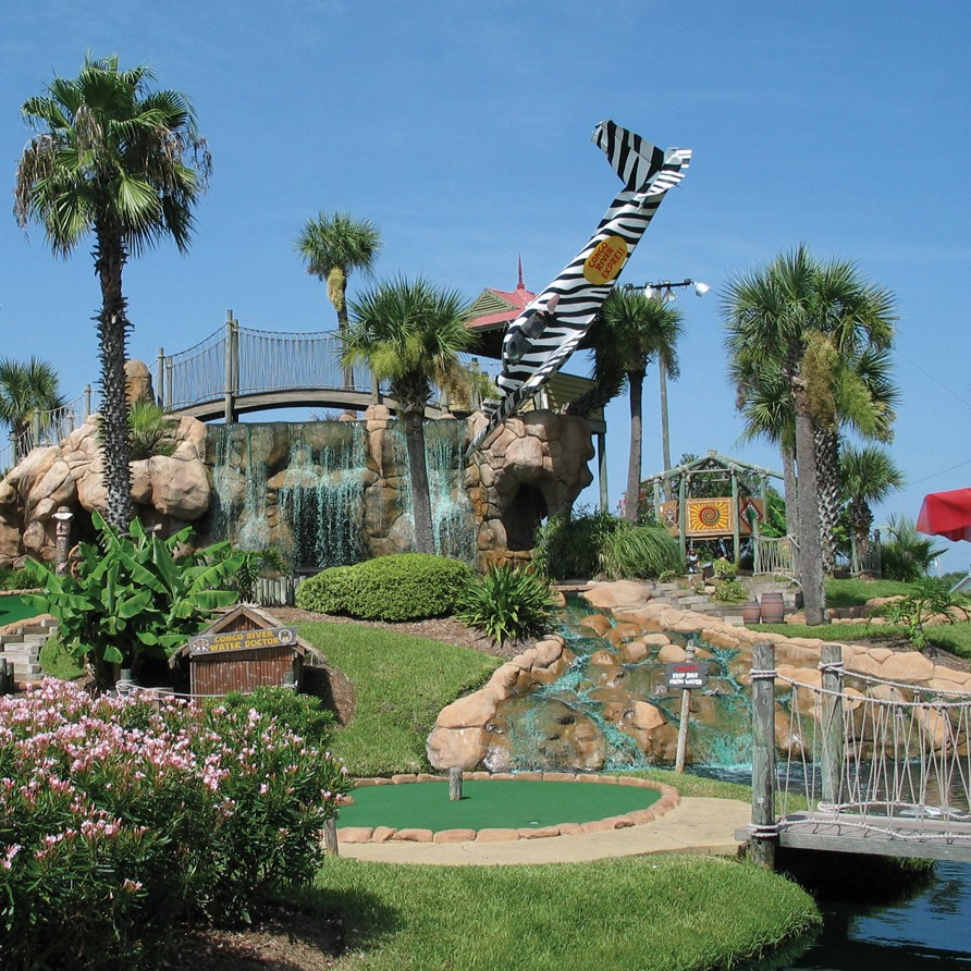 Congo River Adventure Golf: Daytona